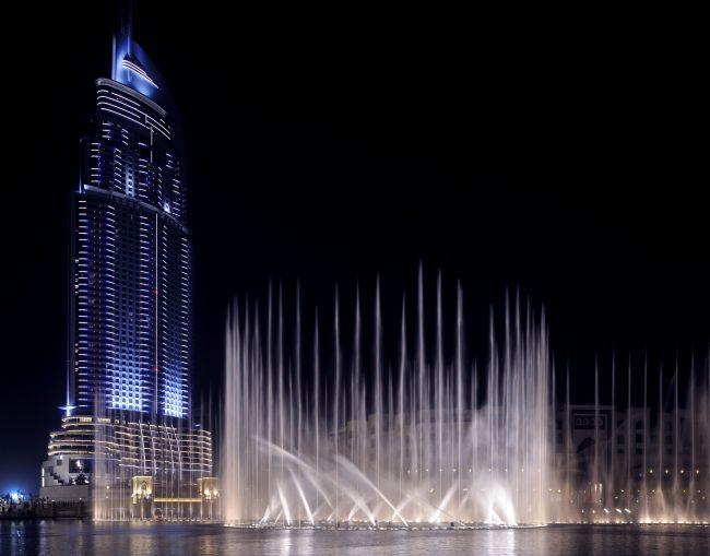 Dubai Hotel The Address