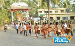 12vp swami vivekananda meravanige