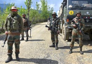 Army's Panzgam camp attacked