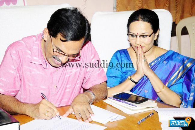 Kannada Dept. Seetalaxmi Karkikodi 6