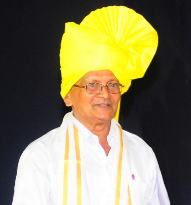 Narayana T.Poojary Sangli