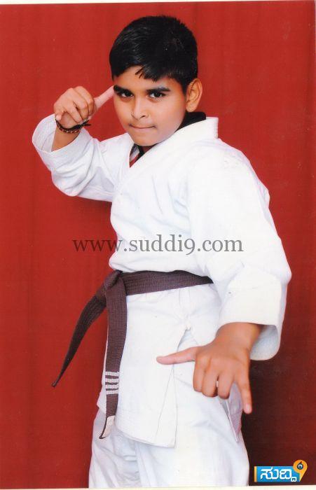Karate champion (3)