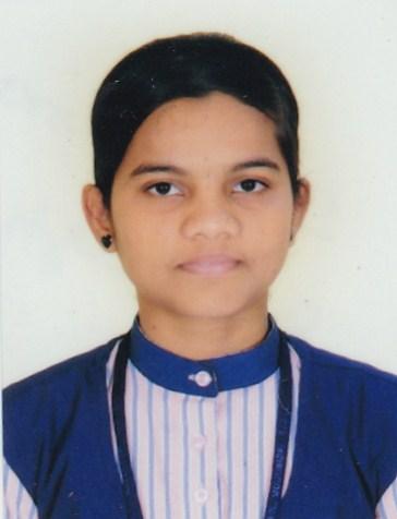 Sanjana Sathish 10th