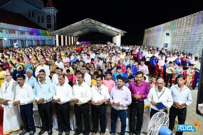 Mogarnad Catholic Sabha Stage Ingtn 4