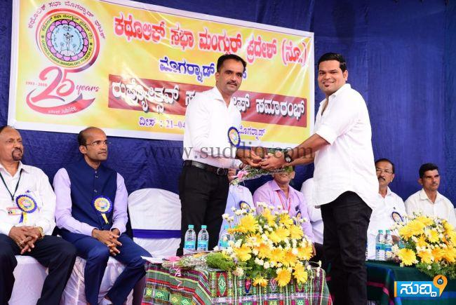 Mogarnad Catholic Sabha Stage Ingtn 7