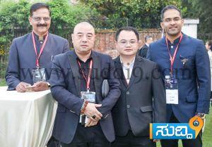 Velvin Bags Global Award A3