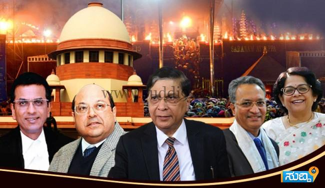 Sabarimala-Case-SC-and-Judges