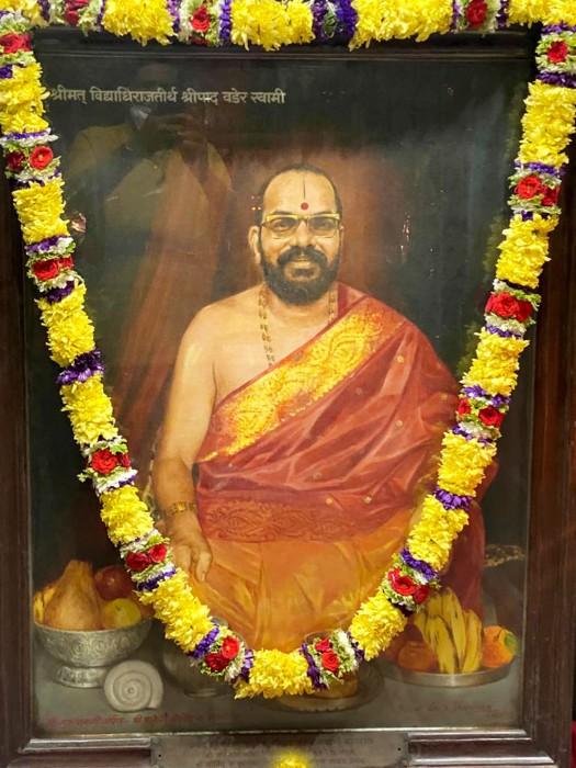 Parthagali Swamiji 1