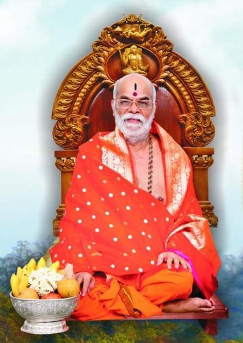 Parthagali Swamiji 1A